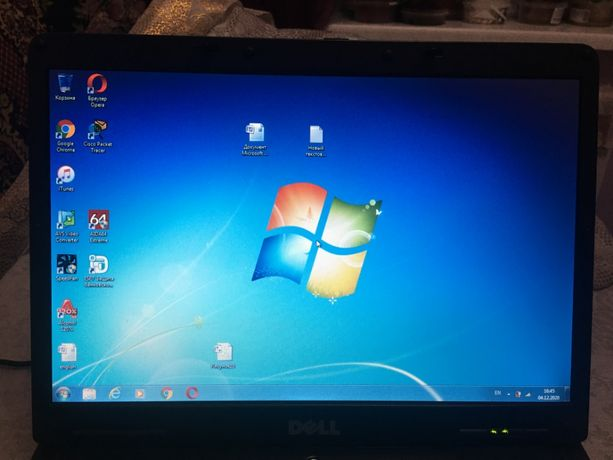 Ноутбук DELL Vostro 1000 AMD Turion TL-60/RAM 3gb/HDD 120GB