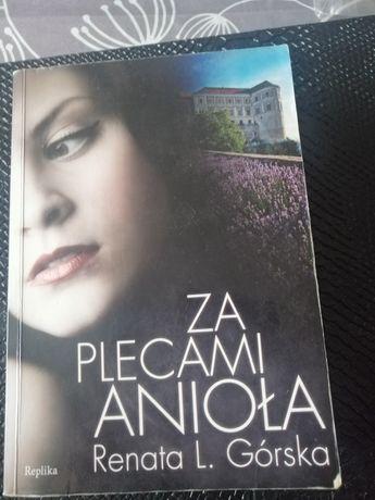 Książka Za plecami Anioła