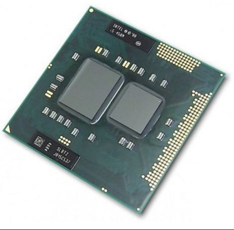 Процессор intel core i5 450M 2.4 - 2.66 ГГц