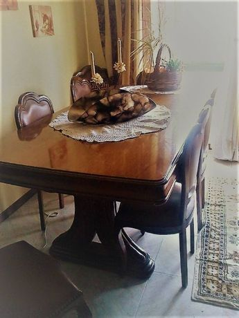 mesa de refeição