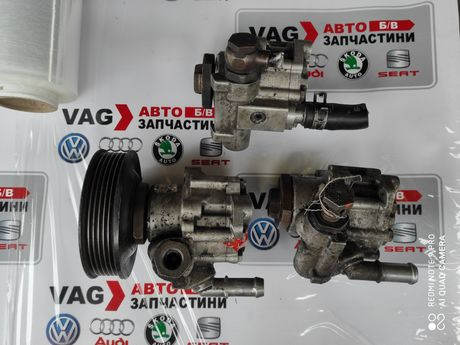 Насос гидроусилителя ГУР б/у VAG VW T-4,Пассат,Гольф-4,Audi,Октавия