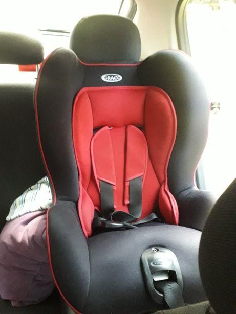 Samochodowy fotelik dziecięcy Graco Coast Chilli 9-18 kg