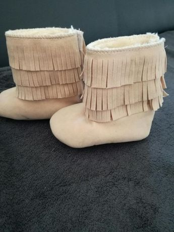 Eskimoski dla dziewczynki na zimę