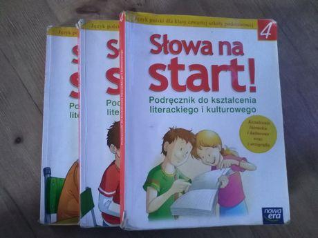 ,, Słowa na start''