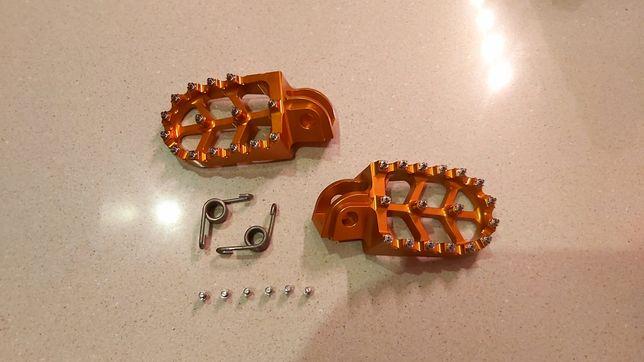 Podnóżki, stopki KTM (SX-F SX EXC EXC-F)