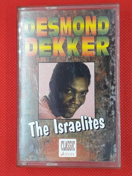 Kaseta Desmond Dekker The Israelites