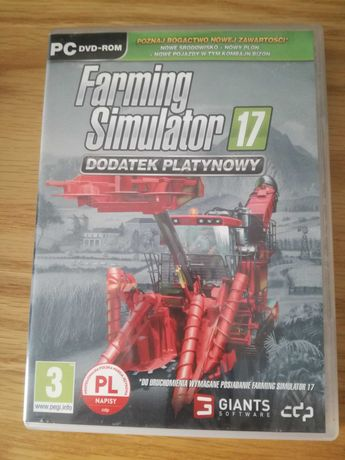 Gra Farming Simulator 17 Dodatki PC
