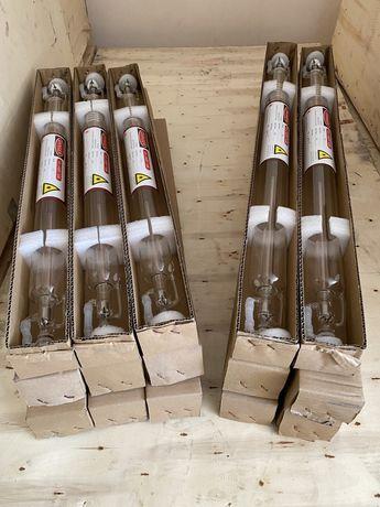 CO2 трубка 40W 50 Вт, Излучатель для лазерного гравера/станка
