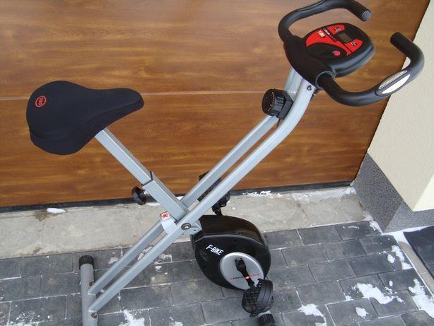 Rower stacjonarny treningowy magnetyczny pionowy Ultrasport F-Bike