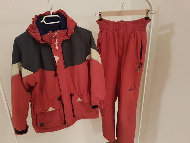 Spodnie i kurtka narciarska zima alpinus