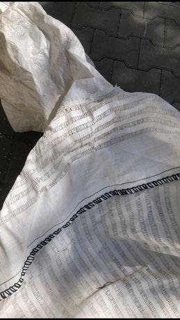 BIG BAG BAGI BEGI nowe i uzywane ! 94/94/76 cm z klapą