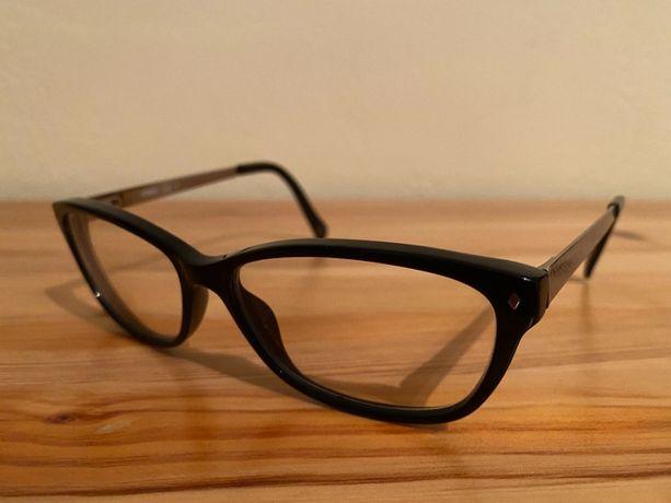 Okulary fotochromowe oprawki fossil