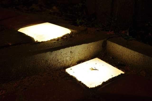 Świecąca kostka brukowa Rocdeco 15x15 RGBWW