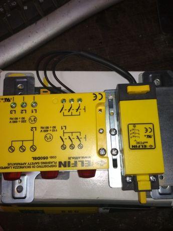 Прибор сигнализации открытия двери шкафа Elfin 050ASL