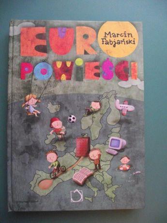 Marcin Fabjański, Euro Powieści