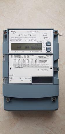 Licznik energii Landis Gry ZMD 405 CT44