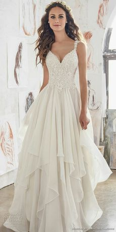 Suknia ślubna śnieżno biała
