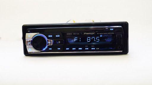 pioneer JSD 520 ВТ с Bluetooth для телефона
