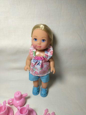 кукла Evi simba barbie
