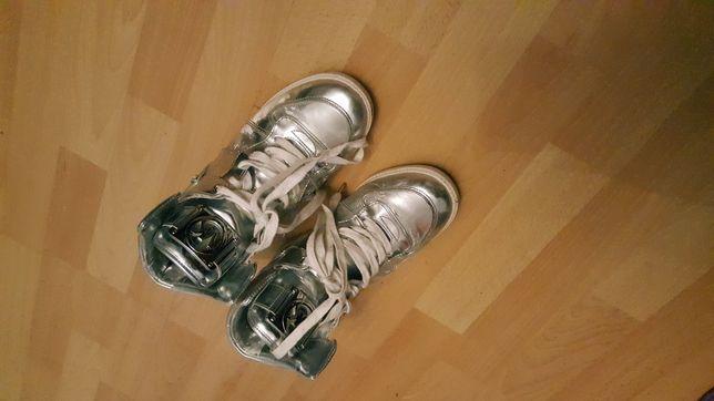 Sneakers michael kors 39 metalic