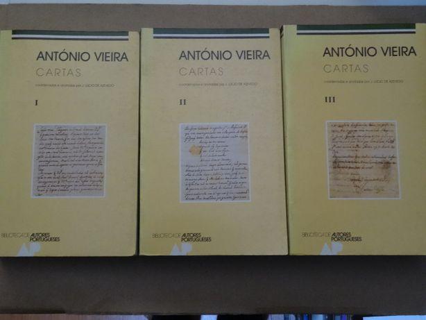 Cartas de António Vieira - 3 Volumes