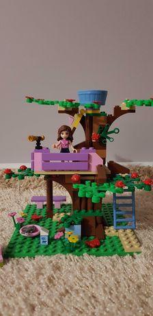 Lego Friends Domek na drzewie