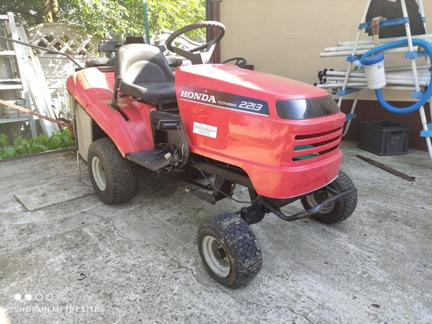Traktorek kosiarka Honda 2213  części