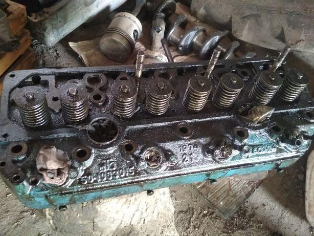 Головка двигатель мтз-50