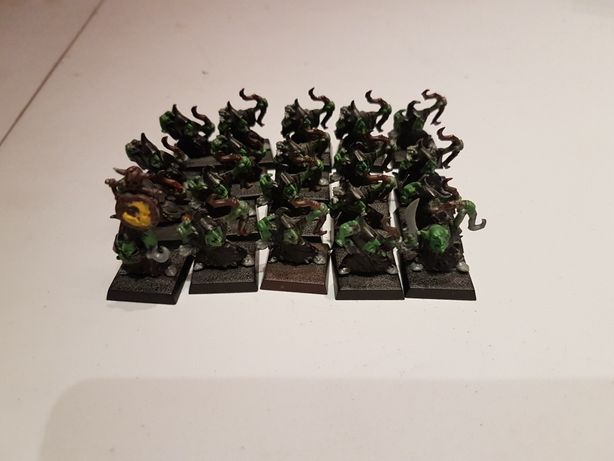 20x Goblin Archer Warhammer FB