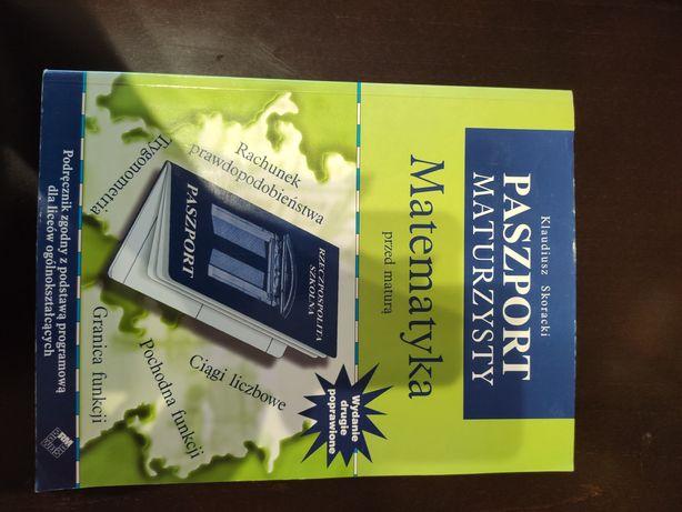 Paszport maturzysty matura matematyka