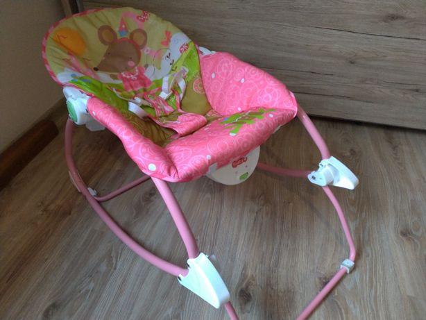 Leżaczek, bujaczek, krzesełko Ibeby dla dziecka