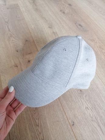 Szara czapka H&M