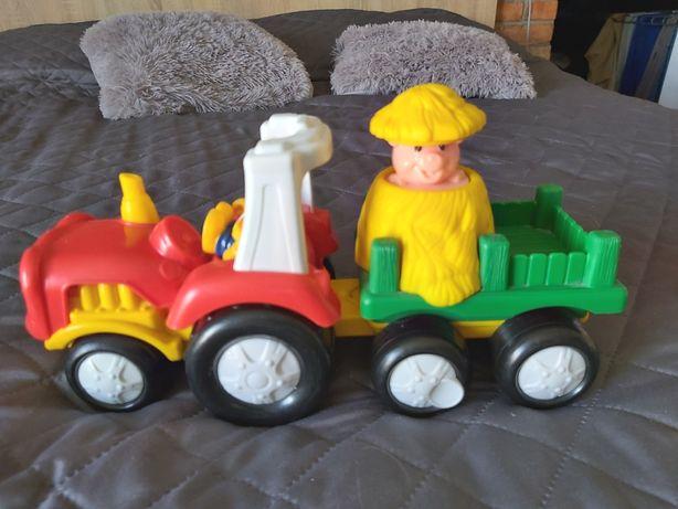 Traktor Fischer Price