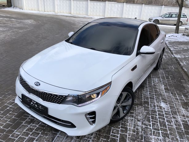 Kia Optima Sx 2017  2.0 turbo