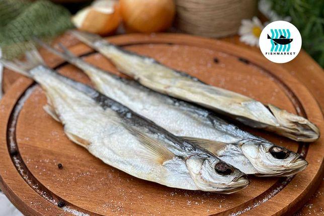Чехонь - принцесса нашего ассортимента! Вяленая рыба от Fishmarket.UA