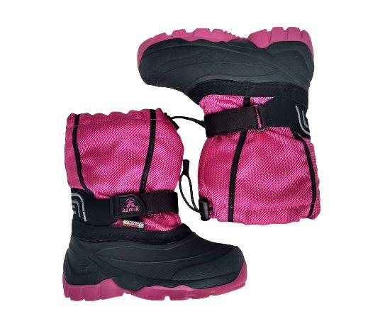 Buty różowe Kamik śniegowce wodoodporne zimowe rozm.28 (11)