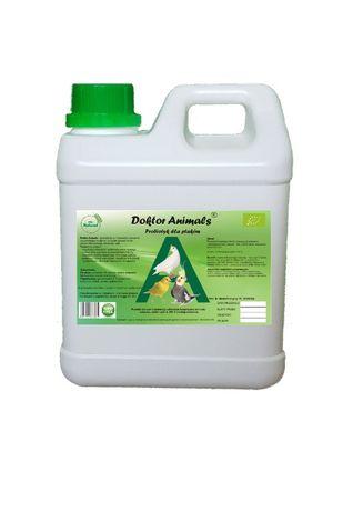 Probiotyk dla gołębi i ptaków Doktor Animals 1 L Mikroorganizmy