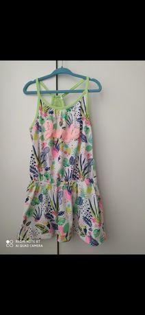 Sukienka letnia dziewczęca 5.10.15 rozmiar 98