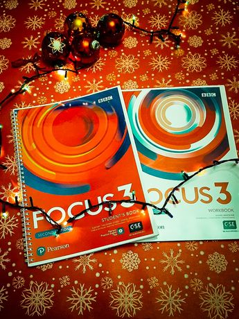 Focus 3,2 (2nd edition)