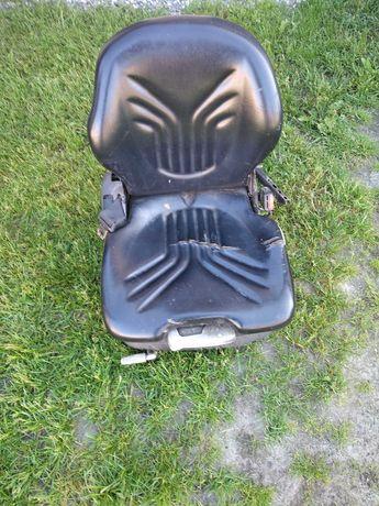 Siedzenie od wózka widłowego Grammer