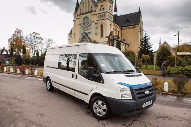 Пассажирские перевозки, аренда микроавтобуса в Киеве