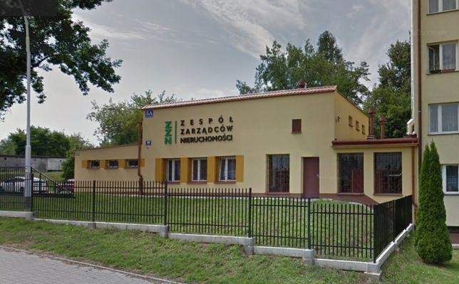 Budynek techniczny - Przemyśl, ul. Żołnierzy Wojska Polskiego 5A