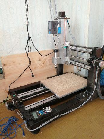 Frezarka ploter CNC
