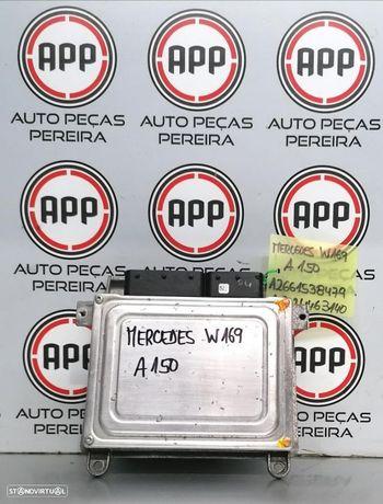 Centralina Mercedes W169 A150  referência A2661538479