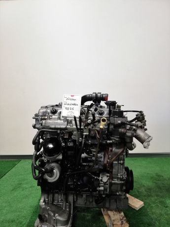Motor Nissan Navara 2.5 DCI / 2009