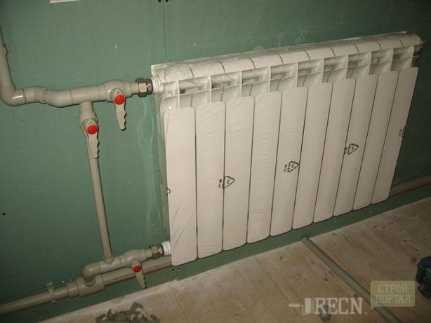 Отопление, Водопровод, Сантехника, замена стояков, качество, недорого