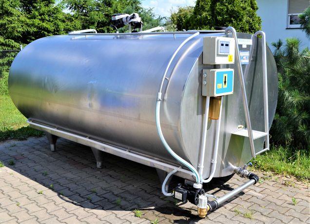 Schładzalnik zbiornik na mleko MUELLER 6000 l !!!PROMOCJA!!!
