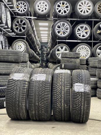 Шины Michelin 255/40 + 225/45 R18 зимние разноширокие