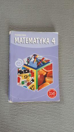 Matematyka 4 podręcznik GWO