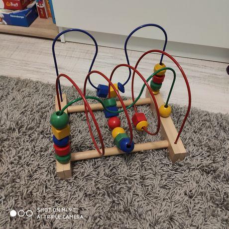 Mula Ikea zabawka sensoryczna